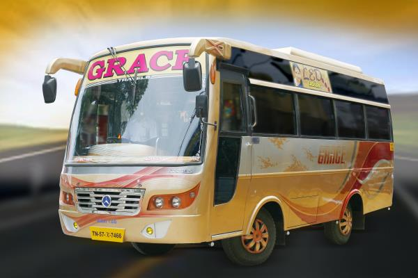 the best travels in dindigul   - by Grace Travels , Dindigul