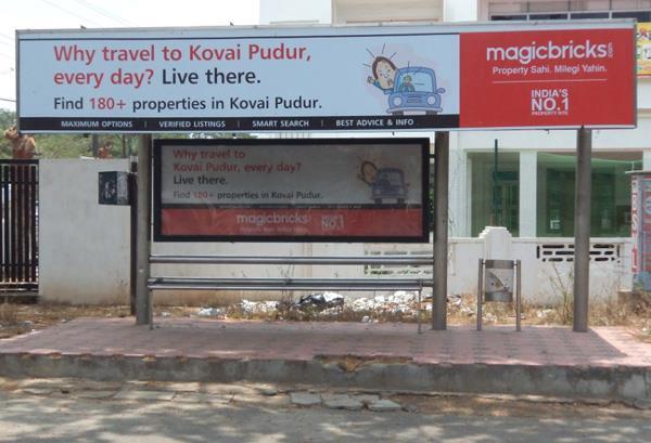 Bus Panels Advertising In Coimbatore, Bus Shelters Advertising In Coimbatore, Auto Tops And Panels Advertising In Coimbatore, Vehicle Branding Advertising In Coimbatore, Temporary Cut-Outs Advertising In Coimbatore, Retail Kiosks Advertisin - by Ace Communication, Coimbatore