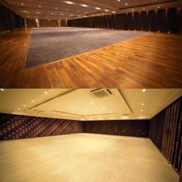 Reception Venue and Party Hall Near Sola   - by Five Petals Banquets, Ahmedabad