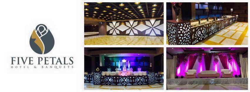 Looking for Banquet hall Near Sola   Contact us https://www.facebook.com/Five-Petals-Banquets-1798872366998364/?fref=photo - by Five Petals Banquets, Ahmedabad