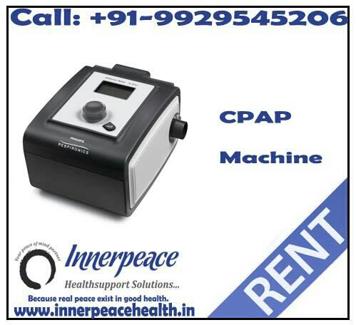 oxygen concentrators sales, rental and services in jaipur - by Innerpeace, Jaipur