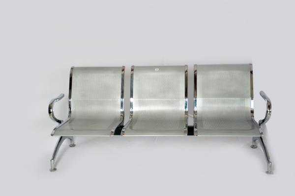 steel 3seater  - by NATURE WOOD FURNITURE, Bengaluru
