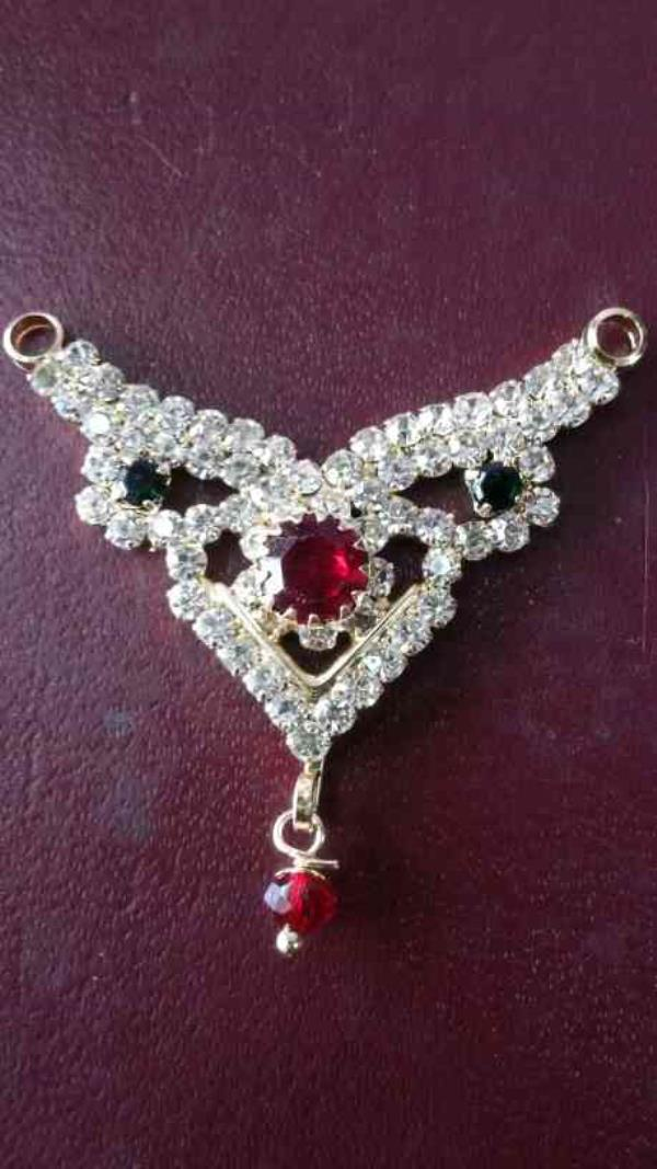 We are manufacturers of mangalsutra pendals in rajkot  - by Shree Nilkanth Sales, Rajkot