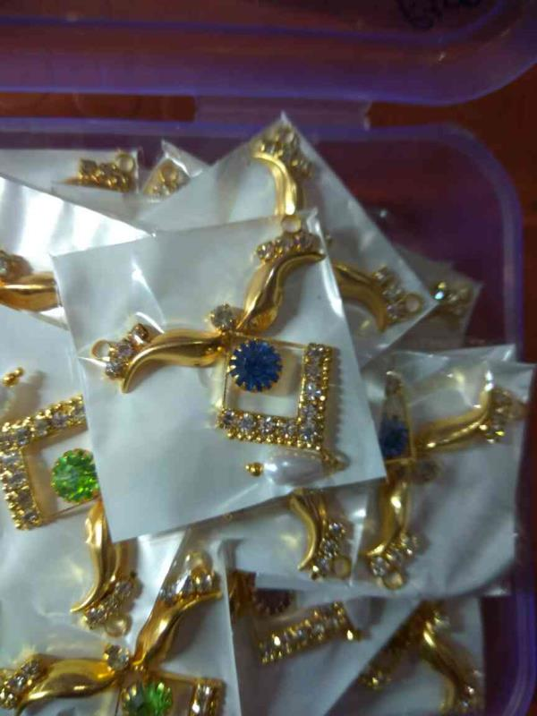 We are manufacturers of imitation pendal in rajkot  - by Shree Nilkanth Sales, Rajkot