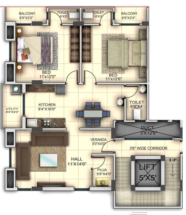FURNITURE LAYOUT AUTO CAD 2D Training Institute in Chandawarkar Road Borivali West  Standard size of furniture's Zoning of layout Creating of space & planning Furniture layout with material specification including zoning of area. - by D'CAD Computers Interior Designing Institute, Mumbai