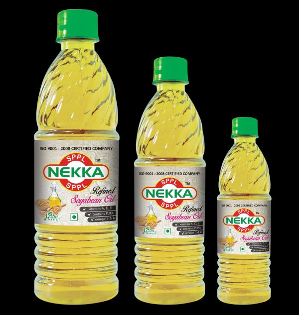 Manufacturer of Soyabean oil in kolkata - by NEKKA, Kolkata