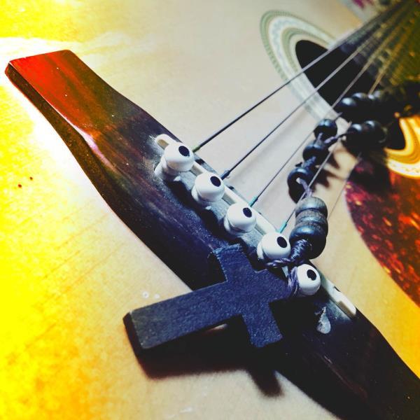 #guitar looks - by Sunny, Guntur