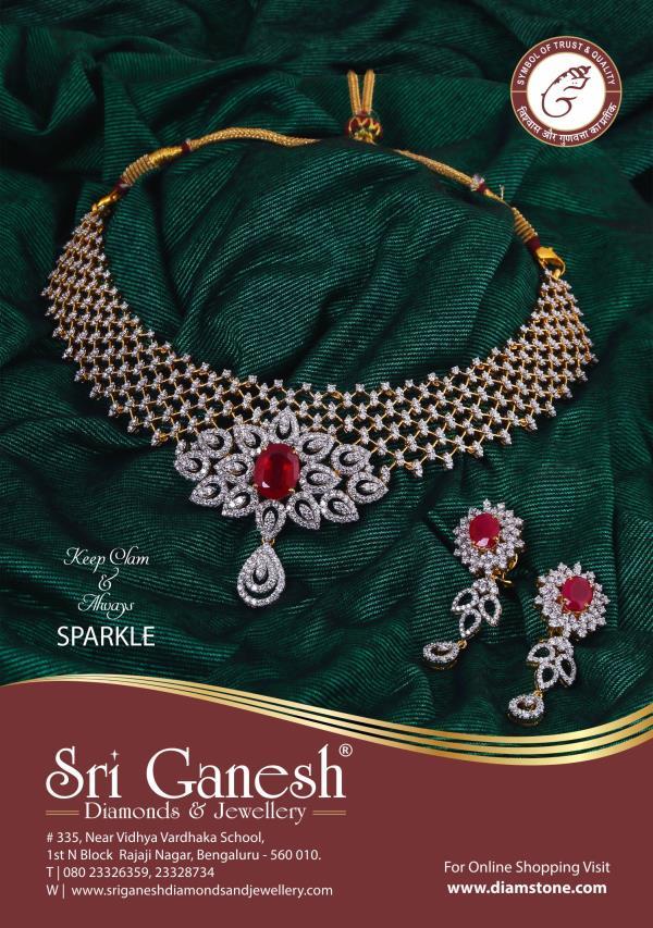 GOLD JEWELLERY IN BANGALORE - by Sri Ganesh Diamonds & Jewellery, Bengaluru