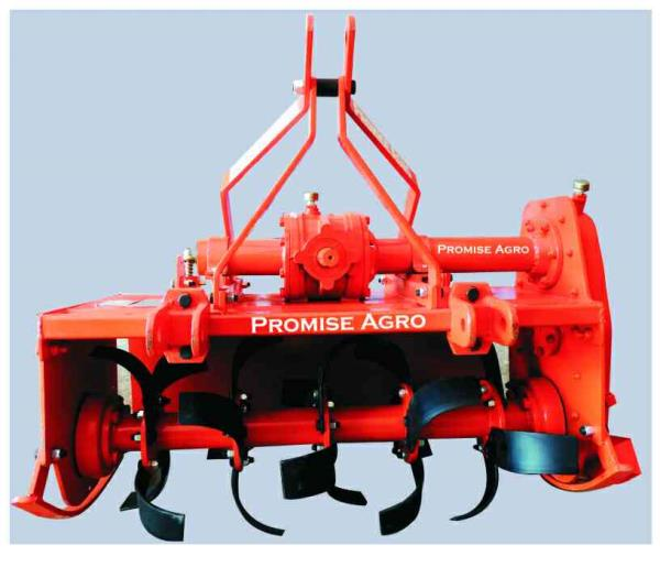 we are manufacturer of mini Rotavator in rajkot - by Promise Agro Industries, Rajkot