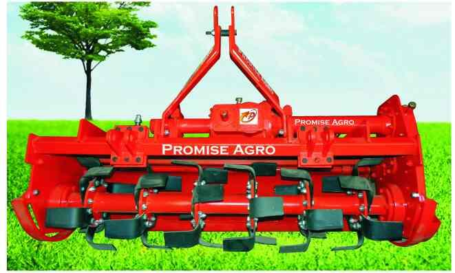 we are manufacturer of Rotavator in rajkot - by Promise Agro Industries, Rajkot