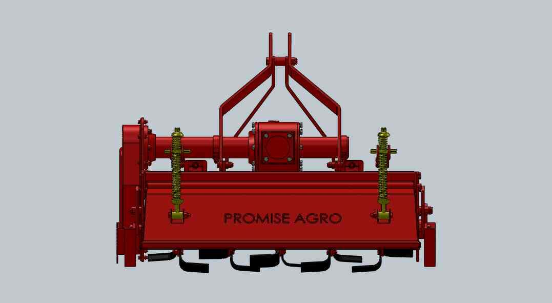 we are rotary tiller manufacturer in Gujarat - by Promise Agro Industries, Rajkot