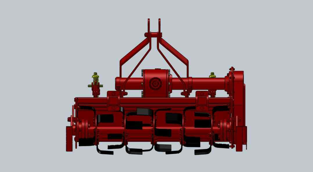 we are manufacturer of Rotavator in Gujarat - by Promise Agro Industries, Rajkot