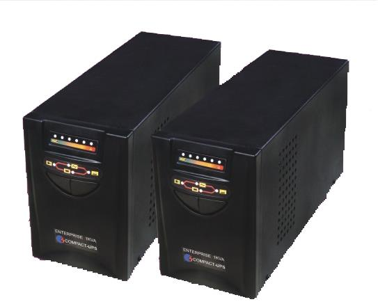 Intelligent Online series UPS in Chennai       SALIENT FEATURES:	       Compact Enterprise UPS protects hardware and data in networks and computer systems from voltage fluctuations and power problems: power failure, frequency variations, vo - by Compact Systems Pvt Ltd, Chennai