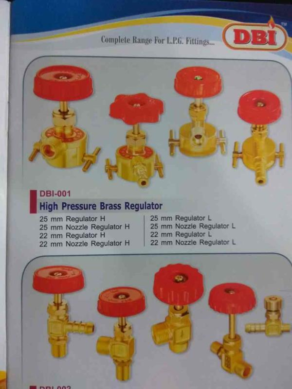 We are one of the best manufacturer of Brass LPG Gas Parts in Rajkot with having wide ranges and superior quality products.  - by Dwarkadhish Brass Industries , Rajkot
