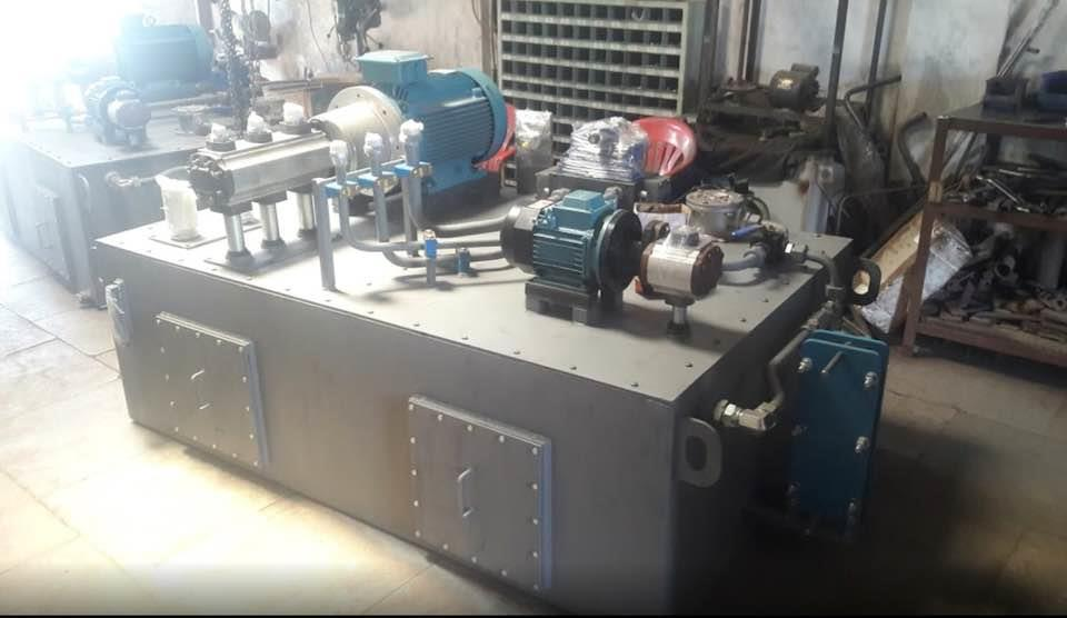 We have customised range in hydraulic power pack mostly used in hydraulic machineries. - by Parth Hydro Plast, Ahmedabad