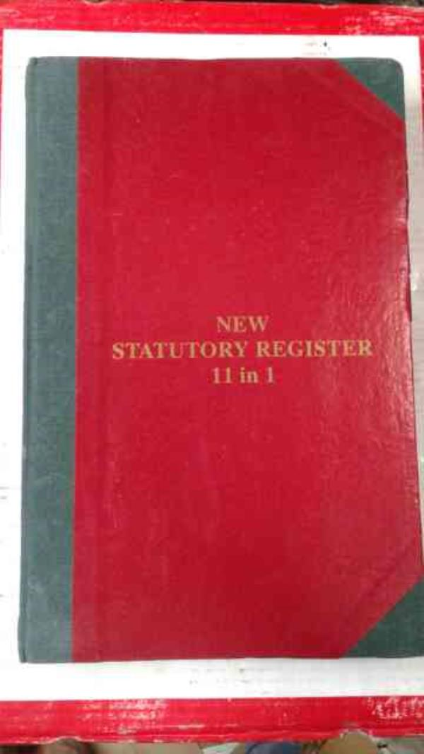 statutory register as per new companies act 2013 - by Kalka & Co., Nehru Place