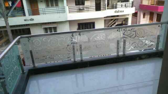 we are manufacturers of modular railing in mumbai  - by Soham Steel Point, Rajkot