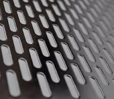 The Most Common Shapes Of Holes For Perforated Sheets Are The Round Hole, The Square Hole, The Hexagonal Hole, The Oblong Hole .We  Are Supplier Of  Oblong Holes  Perforated Sheet In  Tamil Nadu. For More Info www.oswalweldmesh.com - by Oswal Weld Mesh Pvt. Ltd, Coimbatore