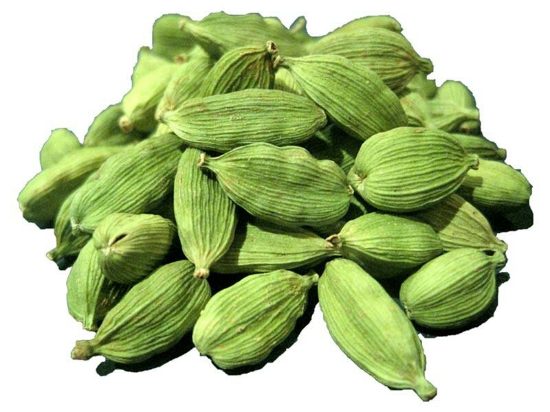 Green Cardamom Price (01/07/2016)  Bulk    @ Rs.785.00 6mm to 7mm (AGB)    @ Rs.825.00 7mm to 8mm (AGEB)  @ Rs.865.00 8mm to 9mm (EB)        @ Rs.1220.00 - by Suchi Industries, Coimbatore