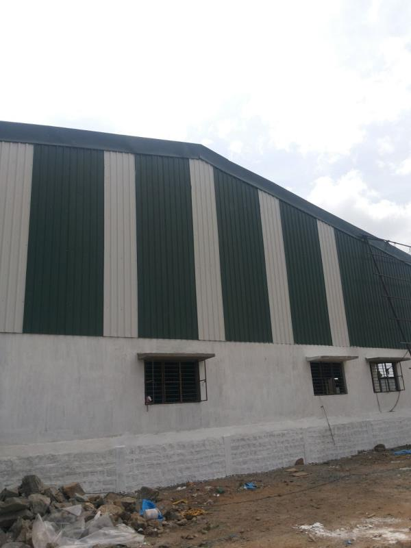 Shed Fabrication in sulur - coimbatore  More Details http://suchiindustries.com/shed-Fabricator.html  - by Suchi Industries, Coimbatore