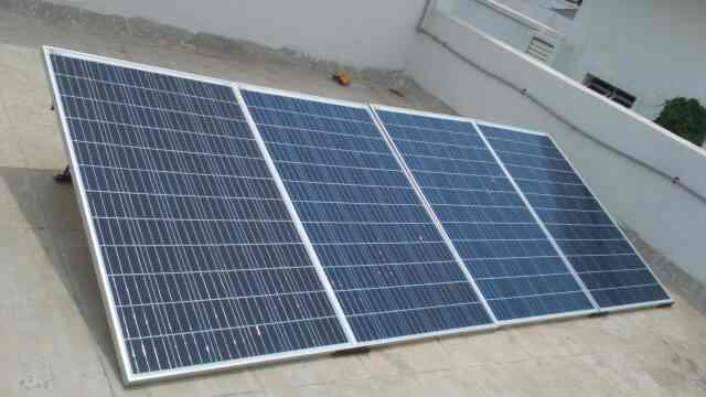 SOLAR POWER SYSTEM  - by Daximac Solutions Pvt.Ltd , HYDERABAD