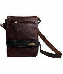 Leather Purse for Men. Most simple and sober Purse for Men to carry the things, can use in office also. Vadodara Gujarat - by Vizebh Leather Products, Vadodara