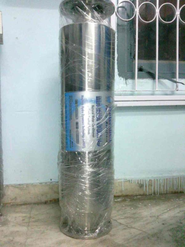 Magnetic Water Conditioners - by Watershed (India), New Delhi