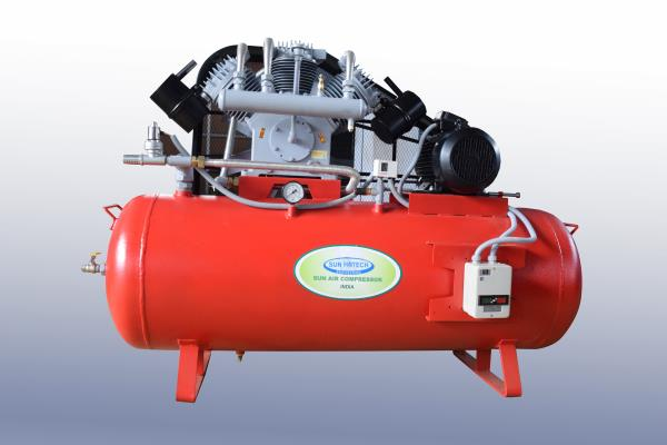 Industrial Air Compressors We have exhibited our technological expertise to manufacture an exclusive and highly viable range of Industrial Air Compressors. We are innovating latest mechanism for fabricating compressors for continuous operat - by Sun Hitech Engineering, Coimbatore