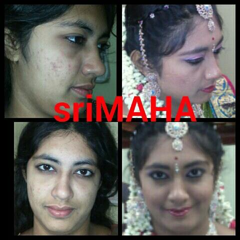###Best engagement##makeup## - by SRI MAHA , Dindigul