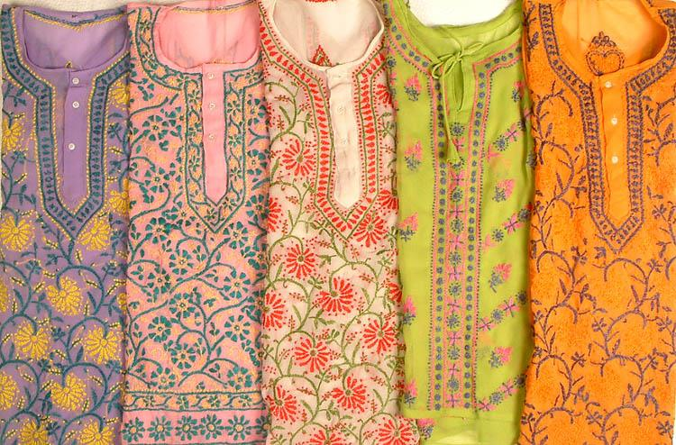 kurti sale offers up to 40%  - by Shri Sai Chikan Bazar, Lucknow