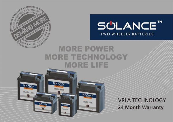 We are in the business of manufacturing two wheeler batteries and have been in existence for more than four decades in battery industries. We are a group of companies engaged in manufacturing / trading of batteries and battery components. S - by Polar International, Ahmedabad