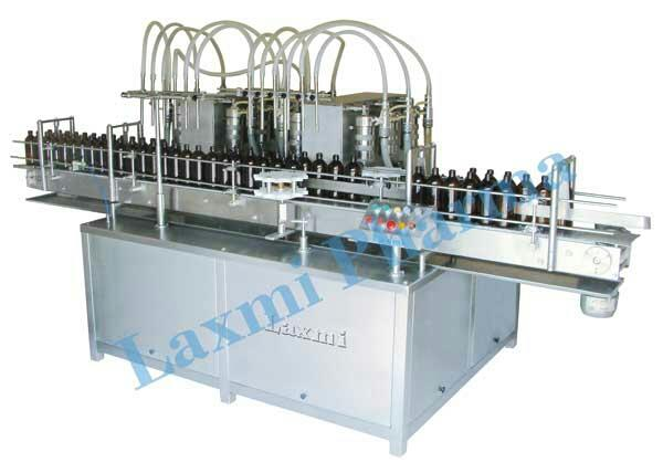 oral Filling Machines  We have wide range of product s in pharma equipment - by Laxmi Engineering Equipment, Ahmedabad