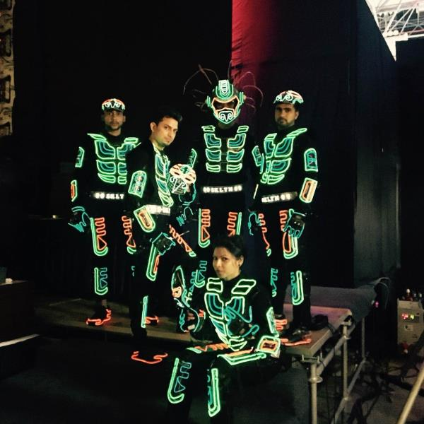 Best Dance Dance troupe in Delhi and Mumbai   Skeleton Dance Group in India provide most amazing dance performances like tron dance, interactive led dance, laserman show, laser light show, led dancers, tron bhangra and many more   For more  - by Tron Dance India +919810757109, Delhi