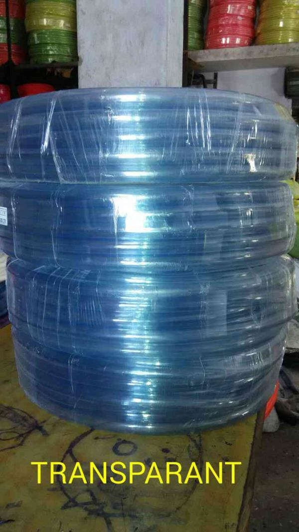 we are manufacturers of PVC garden pipes in Gujarat. it's used for agriculture.  - by Mihir Plastic, Rajkot