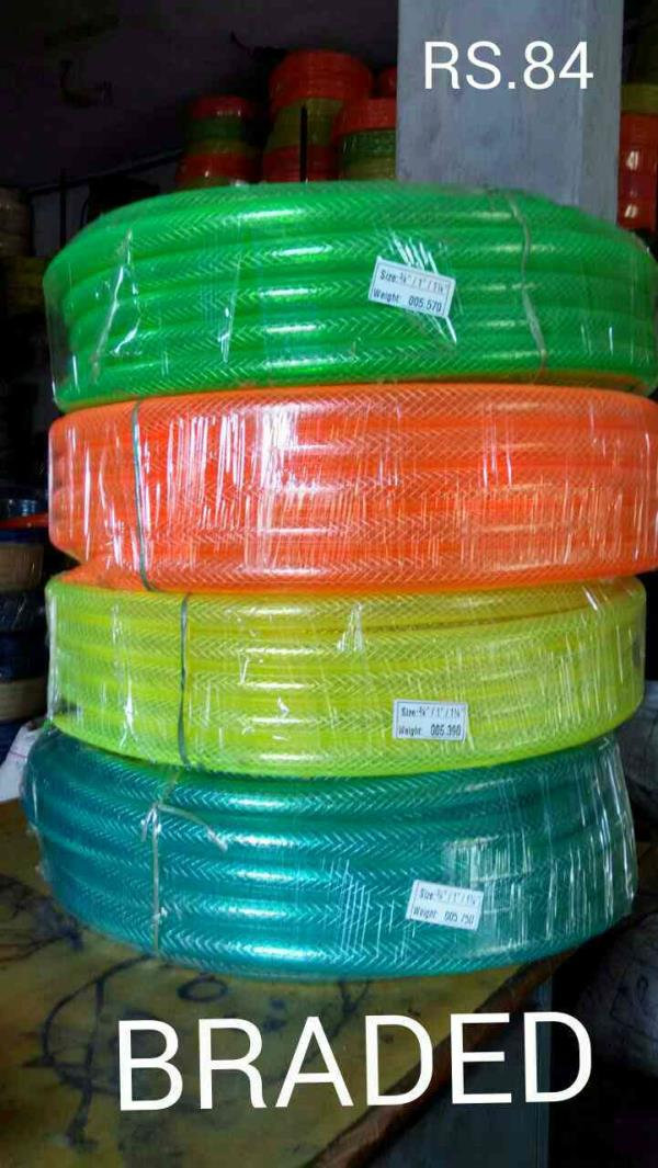 we are one of the best manufacturers and suppliers of PVC garden pipes in Rajkot  - by Mihir Plastic, Rajkot