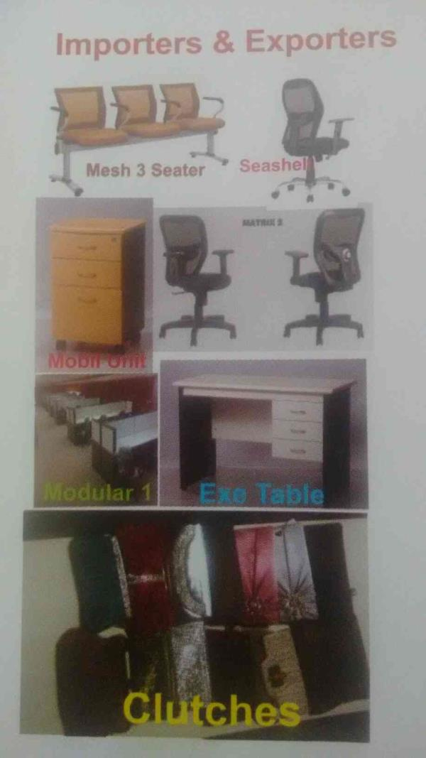 we are The Best office chairs supplier in Chennai, MD chairs supplier in Chennai - by Sonali Trades, Chennai
