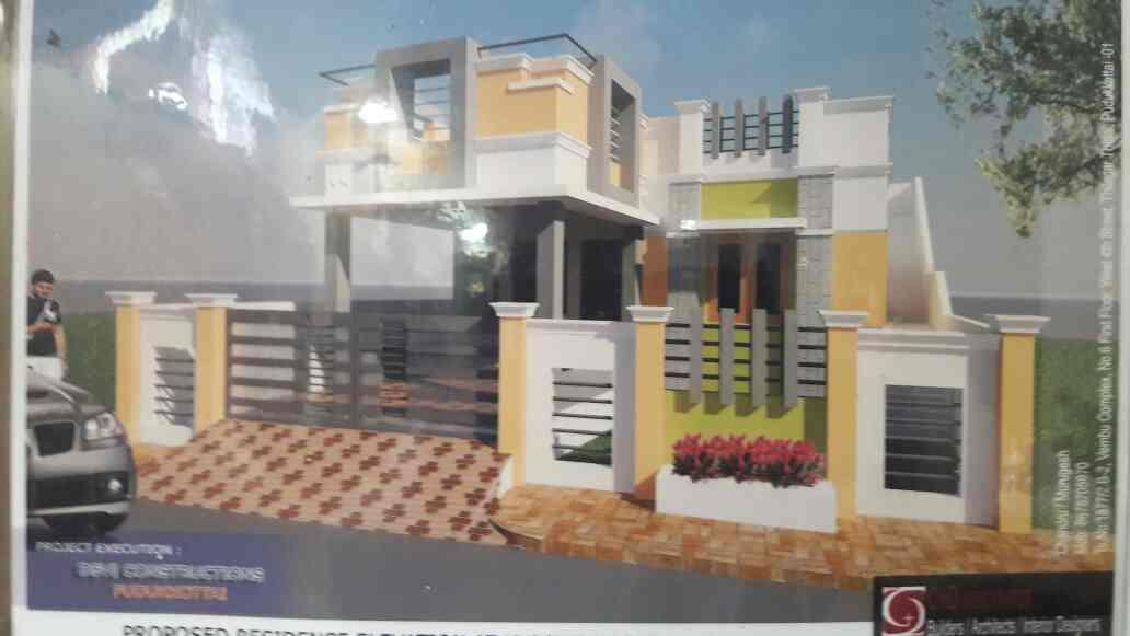 We are the Best Building Construction Companies In Pudukkottai  - by Devi Construction, Pudukkottai
