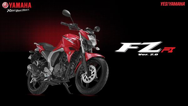 FZ FI - IT'S NOT A MACHINE. IT'S ME. The all new FZ-FI takes it to the next level. It brings the most advanced Yamaha Blue Core concept to offer bikers an unmatched experience of performance and efficiency.  At its heart is the all new Yama - by Monteiro Marketing, mysore