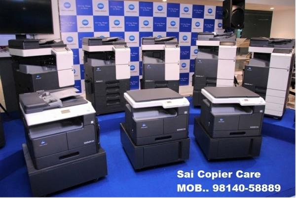 Sai Copier Care suppliers of Photocopiers B/w, Photocopiers Colour, Laser Printers B/w, Laser Printer Colour, Original Toners, Service Repairs & AMCs in punjab jalandhar (PUNJAB) MOB.. 98140-58889 - by Sai Copier Care, jalandhar