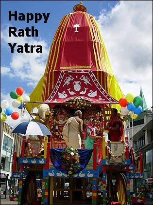 Happy Rath Yatra - by Aangan Play School & Day Care, Raipur