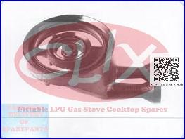 YOUR SEARCH ENDS HERE  Now any Teflon/SS/Glass/Granite LPG COOKTOP SPARES compatible with CLIX MAGIC can be SHIPPED across to ANYWHERE you stay in INDIA & SAARC Nations. Its a very common experience to get MISLD by Unscupulous Search Sites  - by Clix Magic Cooktop Service - Kolkata, Kolkata