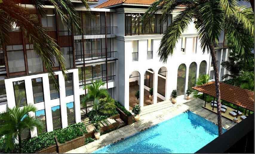 luxury  Villas in Candolim - by Sohonos, Candolim