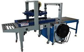 Carton Sealer Machine   For more details  www.jpackengineers.com - by J PACK ENGINEERS PVT LTD , Ahmedabad