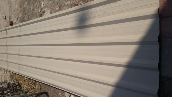 PPGI COLOR COATED PROFILE SHEET   Color Coated Roofing Sheets are highly durable roofing sheets which have high quality color coating throughout the roof  we kansal buildtech equipments pvt ltd   - by Kansal Group, Greater Noida
