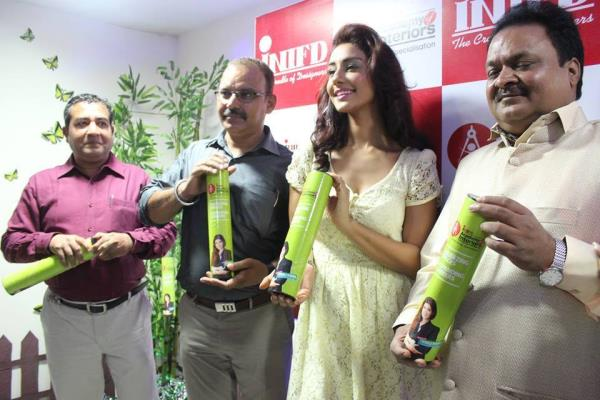 Bollywood Actress & Celebrity Mahek Chahal Launched INIFD Academy Of Interior at Himayatnagar Hyderabad - by INIFD HYDERABAD, Hyderabad