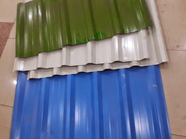 High Rib Profile Sheet ( RRTP-204 ) In Noida  Thickness (TCT) :-  0.50 mm coil input width : 1220 mm Supply Width  :1096 mm Covered Width  :1020 Length :  upto 14000 mm   for more information :-   http://www.kansalbuildtech.com/     - by Kansal Group, Greater Noida