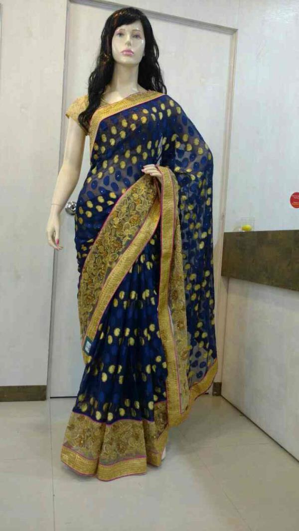fancy Saree in jp nagar - by dia, Bengaluru