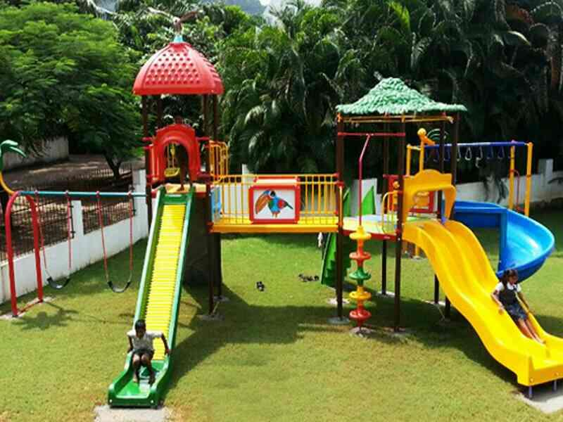 Multiplay Fun System Manufacturers, Suppliers & Exporters - by Funplaysystem, Vasai