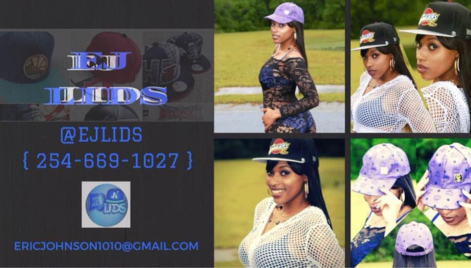 Ej LIDS - shop shop ! Great material , and fashionable ! Rock many styles ! #EJLIDS email : Ericjohnson1010@gmail.com ! For more information !!  - by EJ LIDS, Bell County