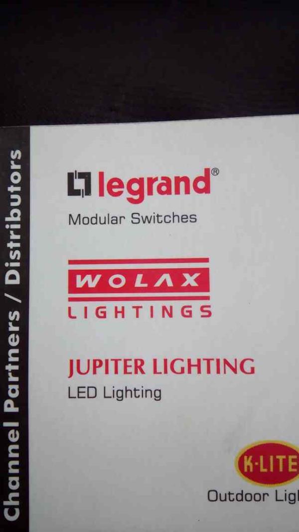 Legrand modular switches supplier in vadodara Gujarat.  visit our store at alkapuri.  - by Vinil Lights, Vadodara